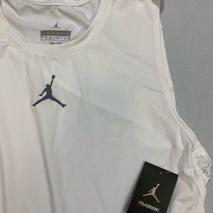 984bed2fc920fe Jordan Shirts - NWT Mens Nike JORDAN Rise Dry Fit tank top 4XL